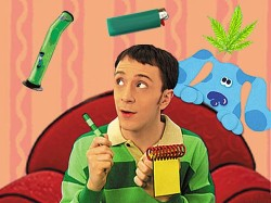 lets help steve and blue find the clues :'D