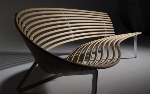 Leda Seating by Jon Goulder