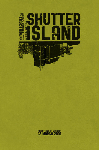 Shutter Island | Re-imagined This was not the  film poster for Shutter Island (image c/o James  Random)