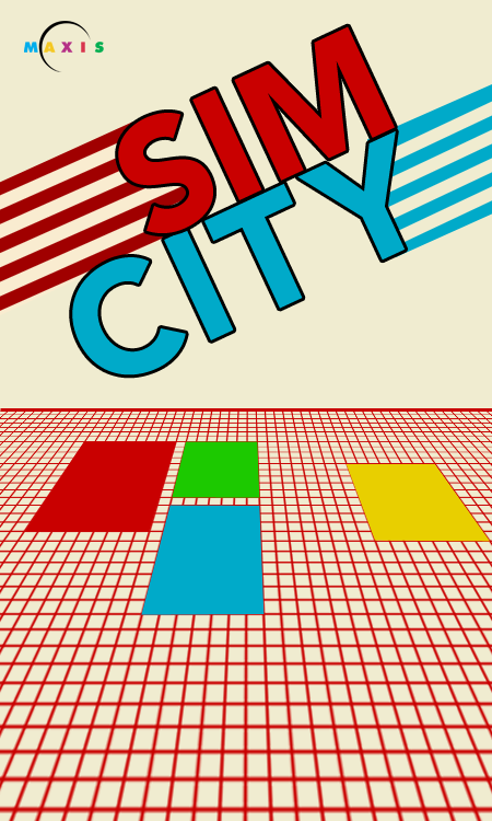 nickdouglas:  Sim City Classic Something Awful via Kotaku