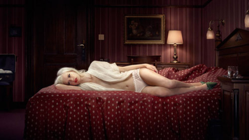 'Recent Work' by Erwin Olaf opening at the Hamiltons gallery in London this Friday. Featuring new images from the Hotel series, and Dawn and Dusk. Exhibit runs April 28th - June 4th, 2010
