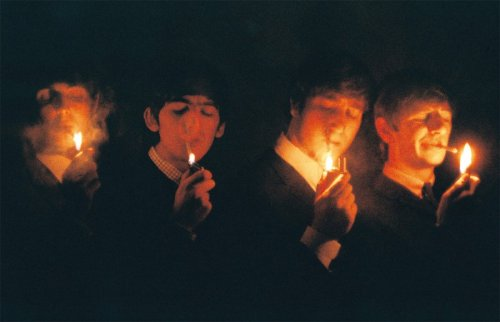 riservato:  The Beatles by Jean - Marie Périer.