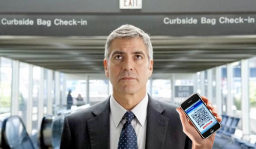 emergentfutures:  Mobile Boarding Passes Take Off With 1200% Usage  Increase In 2009  Jupiter Research backs up the fact that the trend is skyrocketing;  according to their 2010 Mobile Ticketing report, over 2 billion mobile  boarding passes will be sent out in 2010, with that number expected to  blast up to 15 billion by 2014.