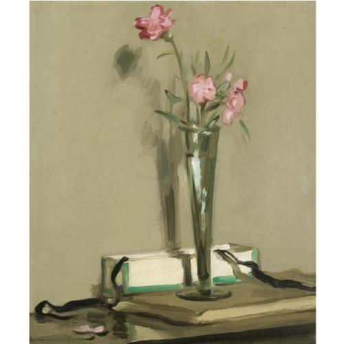 Samuel John Peploe Still Life with Carnations 1904