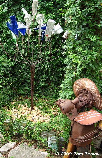 nestdreaming:  this is the tequila bottle tree where tequila bottles go to sleep their hangover