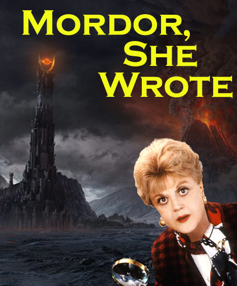 Mordor, She Wrote (via juliasegal)