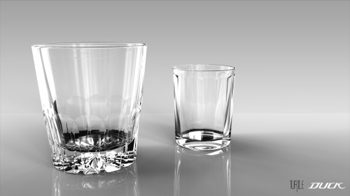 Taiwan Glass 3D rendering