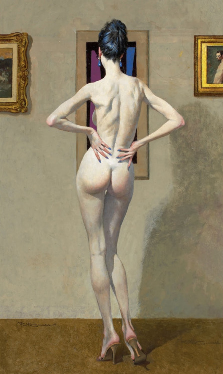 Painting by Robert McGinnis http://www.borderlineamazing.com/ reblololo:  nevver:  Robert McGinnis