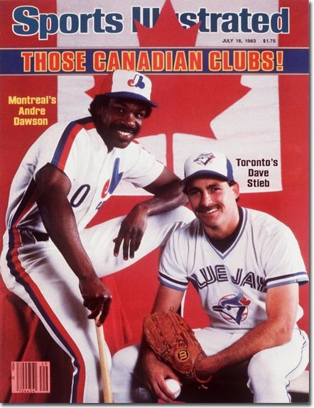 Dawson and Stieb. (Thanks, Scott.)