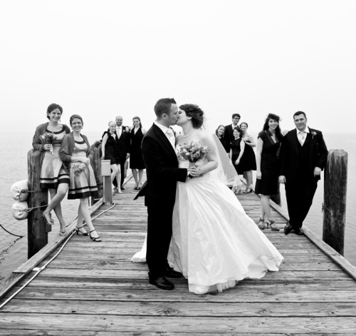 Carolyn & Michael had a beautiful wedding in Lake Geneva, despite a little rain and fog the pictures turned out great. to see all their pix click here
