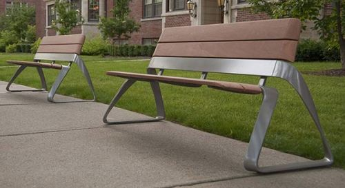 Urban Bench Metro40 by BMW