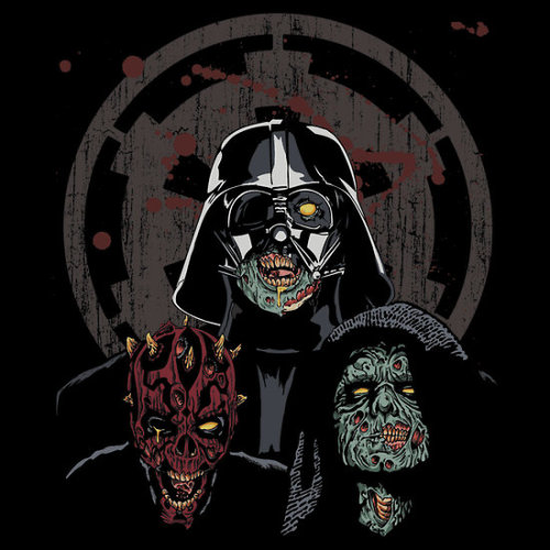 The Imperial Undead T-Shirt // by ShantyShawn (via geekleetist, gamefreaksnz)
