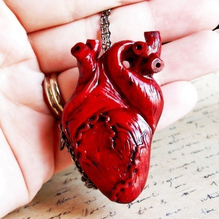 meganndawnn:  anatomically correct heart locket