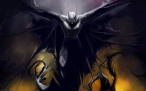 This Batman wallpaper is one of the best I've ever come across.