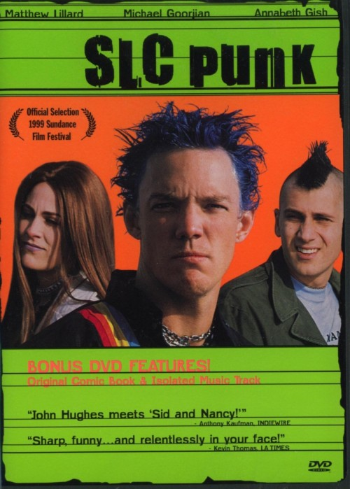 foralskelse:  SLC Punk - click through to watch or  - http://video.google.com/googleplayer.swf?docId=-2521545091546372547&hl=en&autoplay=1