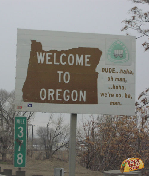 If State Signs Were More Truthful