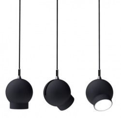 Ogle pendant lamp by Swedish Form Us With Love for Ateljé Lyktan.