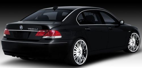 Dear Father Christmas this year I would like a BMW 750li wrapped in a big bow… please?