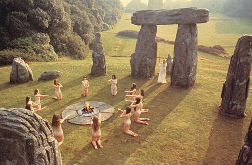 foralskelse:  The Wicker Man (1973) - Robin Hardy