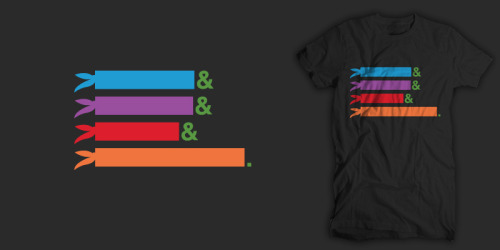 Support your old school Teenage Mutant Ninja Turtles and vote  this shirt up! If not, prepare to be Shell Shocked! Teenage Experimental Ninja Jetsets by David Staffell (Tumblr) (Twitter)  Via: gamefreaksnz