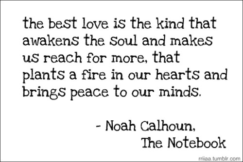 quote-book:  Noah Calhoun, The Notebook. (via rriiaa)