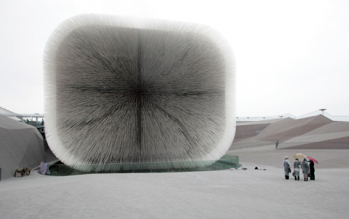 Shanghai's Expo nearly ready - The Big Picture - Boston.com