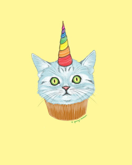 (via fictionromance) 'Catcake?'