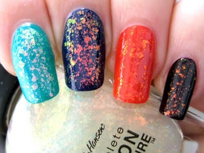 beautifulcatastrophe:  Sally Hansen Hidden Treasure. OMG I WANT IT RIGHT NOW.
