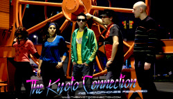 Encendiendo los motores para el regreso de The Kyoto Connection!