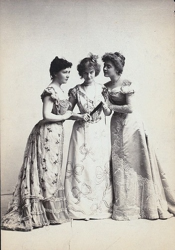 historicalfashion:  Edwardian
