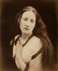 Julia Margaret Cameron The Echo, 1868 Albumen print From Julia Margaret Cameron's Women