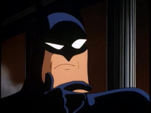 "Batman Thought 284 of the day: ""NOT SURE IF WANT"""