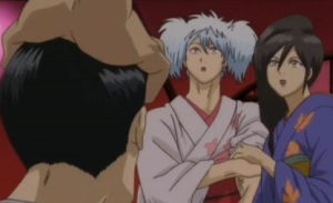 hijikata:  HI I LOVE GINTAMA.  so this was my first post on this account in may 2010 i don't think i've changed at all