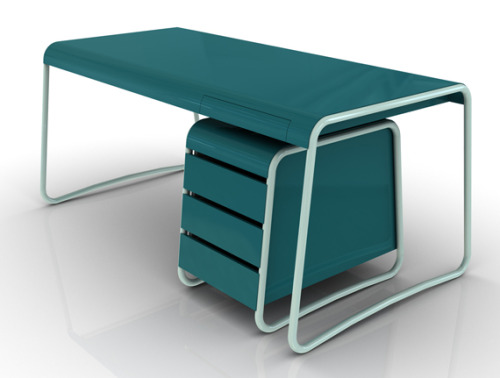 Oooo, I want this Tobias Jacobsen desk!