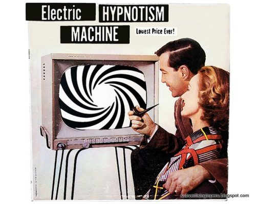 Electric HYPNOTISM MACHINE