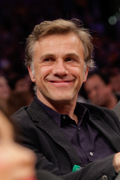 dissolvedgirl:  fuckyeahchristophwaltz:  It's like his drop dead gorgeousness is never-ending.