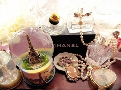 alexisdark:  I wish i could be in Paris one day,and buy there Chanel,and walk down the streets and..
