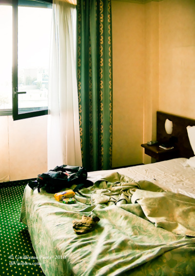 Hotel Rooms series // Ferrara, Italy