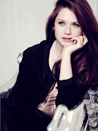 fyeahhotbrits:  Bonnie Wright