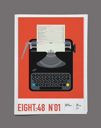 karenh:  Eight:48 magazine launches (via Counter-Print)