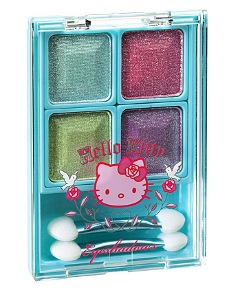 Hello Kitty Eyeshadow Quad