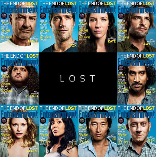 We'll Miss You, Lost