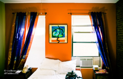 Hotel Rooms series // New York City, USA