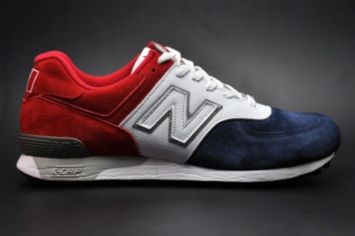 "New Balance ""France"" 576 VERITAS: NEWBALANCELIVE"
