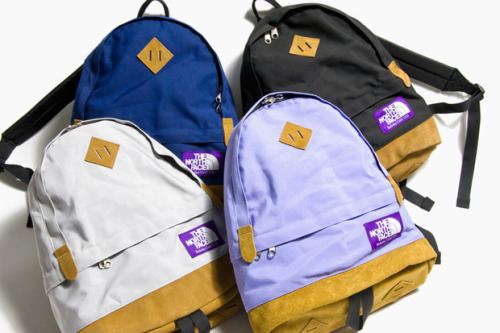 nanamica x The North Face Purple Label Backpacks VERITAS: HYPEBEAST