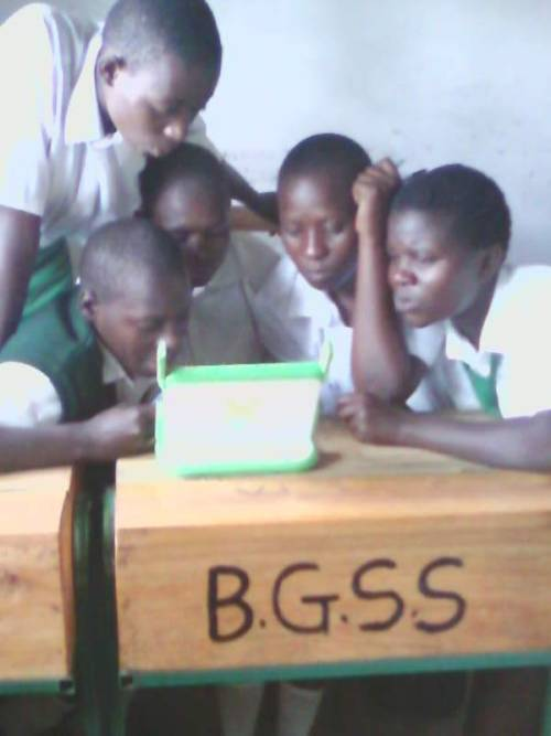 Hands of Charity teaching assistants in Bungoma