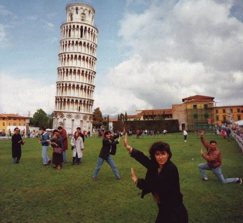 Martin Parr - Pisa tower