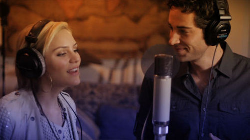 """Terrified"" by Katharine McPhee & Zachary Levi (click to the video)"
