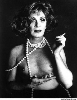 fuck yeah holly woodlawn!