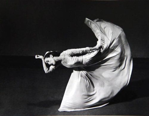 "spaceships:  crashinglybeautiful:  Martha Graham, born May 11, 1894, photographed by Barbara Morgan ""You do not have to believe in yourself or your work. It is not your business to determine how good it is, how valuable it is, nor how it compares with other expressions. **But it is your business to keep it yours clearly and directly to the urges that motivate you.** There is a vitality, a life force, a quickening that is translated through you into action, and because there is only one of you in all time, the expression is unique. If you block it, it will never exist through another medium and will be lost. The world will never have it."" — Martha Graham   (via theanatomyofmelancholy)"